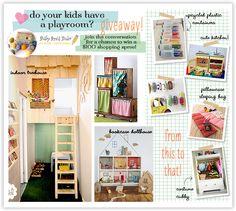Creative Playrooms
