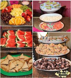 Tutti Frutti Party Food Ideas - list of food ideas from fruit to cookie clusters and gummies 2 Year Old Birthday Party, Birthday Menu, Fruit Birthday, 2nd Birthday Party Themes, Second Birthday Ideas, Watermelon Birthday, First Birthday Parties, Party Food For 1 Year Old, Birthday Celebration