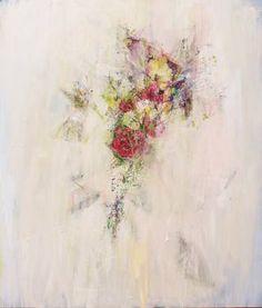 "Saatchi Art Artist Emily Puetter; Painting, ""Beauty"" #art How fragile is beauty"