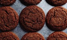 Molasses keeps these cookies magically fresh and chewy for days.