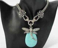 DesignzByMsJ...LadiesDragon Fly choker necklace $15.99.We accept PayPal email us designzbymsj@aol.com