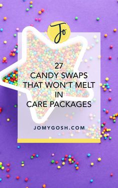 27 Candy Swaps That Won't Melt in Care Packages Diy Craft Projects, Craft Tutorials, Fun Crafts, Craft Ideas, Military Spouse, Military Life, Military Soldier, How To Find Out, Encouragement