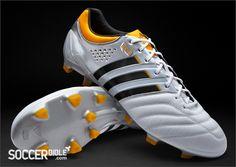 new arrival 3a2df 9d33a adidas 11Pro SL Football Boots - WhiteBlackOrange - Football Boots Adidas  Football