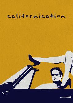 Californication (2007–2014) ~ Fan Art by Vikrant Banerjee #amusementphile