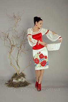 DressUkrainian style