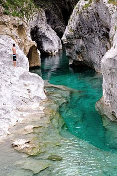 Cerdevol, Dolomites; and other swimming holes in Italy