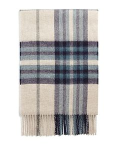 cb2ed52c5ffb7 The Men's Store at Bloomingdale's Cashmere Exploded Plaid Scarf - Exclusive  Men - Bloomingdale's