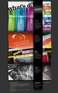 Inspiration - Newsletter design