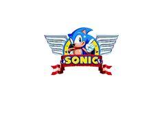 Sonic Logo pra quadro - assista o tutorial: https://www.youtube.com/watch?v=OjVpHxFyydU