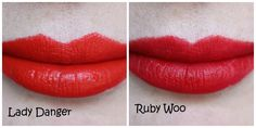 MAC Lady Danger - Review, Photos, Swatches | Makeup Utopia
