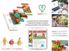Selección CLAP: Ibero Puebla (Lic. en Diseño Gráfico) (México) Interaction Design, Healthy Living, Door Prizes, India