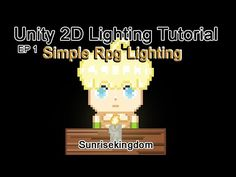 Rpg Lighting | Unity 2D - YouTube