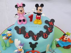 mickey mouse cakes | mickey mouse cake 4