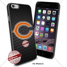 Chicago Bears ,Cool Iphone 6 Smartphone Case Cover Collector iphone TPU Rubber Case Black color [ Original by WorldPhoneCase Oly ] WorldPhoneCase http://www.amazon.com/dp/B014BNEQP6/ref=cm_sw_r_pi_dp_hEW3vb07YWP9B