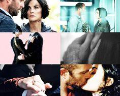 Kurt & Jane #blindspot #jeller #janedoe #kurtweller #jaimiealexander #sullivanstapleton