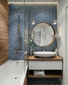 - Modern Interior Designs - White Bathroom Ideas - These dazzling white washrooms provide layout ideas f. White Bathroom Ideas - These dazzling white washrooms provide layout ideas for every person. Diy Bathroom, Bathroom Interior Design, Interior, Trendy Bathroom, Modern Bathroom Design, Amazing Bathrooms, Bathroom Colors, Bathrooms Remodel, Bathroom Decor