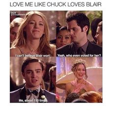 Gossip Girl, the teen drama set in New York that aired for six seasons, has some funny moments. We rounded up the best memes about the characters. Gossip Girl Blair, Gossip Girl Funny, Gossip Girl Memes, Mode Gossip Girl, Gossip Girl Chuck, Estilo Gossip Girl, Gossip Girls, Gossip Girl Prom, Tv Quotes
