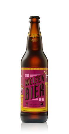 Widmer Brothers #beer #packaging by Tim Weakland, Keegan Wenkman and Aaron Rayburn #cerveza