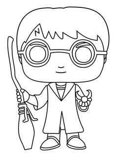 Coloriage Harry Potter : des dessins uniques à imprimer gratuitement ! Lily Harry Potter, Harry Potter Anime, Harry Ptter, Harry Potter Thema, Harry Potter Colors, Harry Potter Drawings, Harry Potter Halloween, Colouring Pages, Coloring Pages For Kids