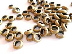 Hey, I found this really awesome Etsy listing at https://www.etsy.com/listing/236702175/small-brass-large-hole-beads
