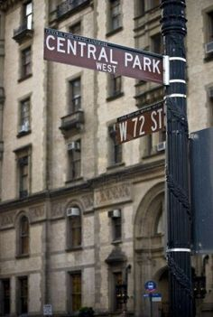 Street signs NYC (nmp)