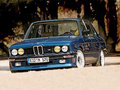 BMW 5 Series E12 (1972-1984)