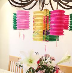 Chinese Paper Lantern Party Decor  great website