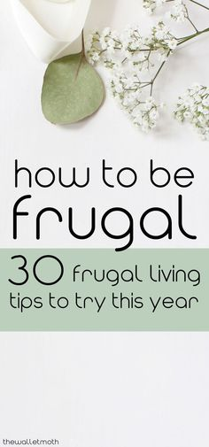 frugal living tips that will show you exactly how to be frugal this year. These frugal living ideas will show you how to live a more minimalist lifestyle and save money with easy lifestyle and budget changes. If you want to create a more frugal lifesty Save Money On Groceries, Ways To Save Money, Money Tips, Money Saving Tips, Money Budget, Managing Money, Money Savers, Budget Help, Tight Budget