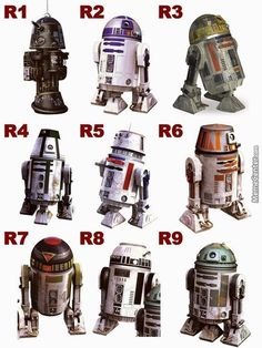 Robots star wars