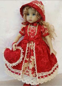 Pretty Dolls, Cute Dolls, America Girl, Diana, Little Darlings, Baby Sewing, Vintage Dolls, Doll Toys, Girl Dolls