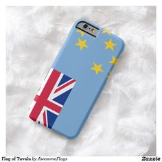 Flag of Tuvalu Barely There iPhone 6 Case