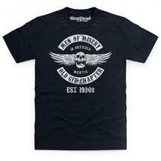 Men Of Misery - Established 1930s T Shirt