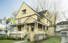 The wraparound porch of this Queen Anne puts history front and center in the latest TOH TV house project