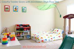 Image result for little boys montessori bedroom