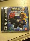 Sony PlayStation Digimon World 3 Game