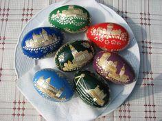 Néčo na ukážku...., Veľkonočné dekorácie 2 Egg Art, Egg Decorating, Easter Eggs, Snow Globes, Diy Crafts, Wine, Bottle, Easter, Make Your Own