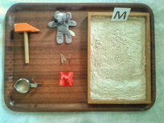 Montessori inspired tot school part II