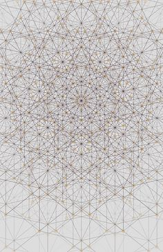 Oct 05 2011: Travelers Trying to make something of all that recursion. Sacred Geometry / Geometric art