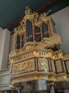 Blank-orgel, Martinuskerk Woudrichem