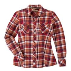 Natural Reflections Flannel Shirts for Ladies - Long Sleeve. I got this shirt for Christmas and I love it!