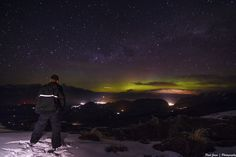 https://flic.kr/p/yw8AUF | Coronet Peak Aurora | Possibly the strongest aurora I have seen....I chose the wrong night to try a different type of focusing using live view. Thought I had it but when looking at the pictures on my comp they are so far out.   Facebook Instagram - paulsjones86