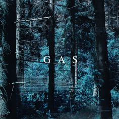 GAS - nature, psychedelic ambient
