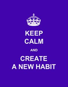 Self-improving blog: Cara Mudah Membentuk Kebiasaan