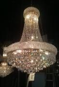 Crystal #Chandeliers for sale...Up to 75% off...#homedecor #lighting