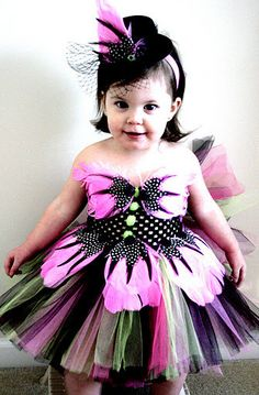 Feathers Tutu Party Pageant