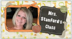 FACEBOOK Come follow .✏ Mrs. Stanford's Class ✏. to find out the latest happenings in her class, TeachersPayTeachers, DonorsChoose, or just whatever she finds exciting enough to share :)