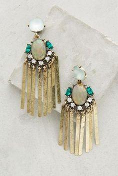 Florian Fringe Earrings