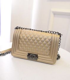Brand Fashion Woman Chain Shoulder Bag Promotional Ladies