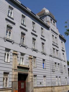 Budova administratívna