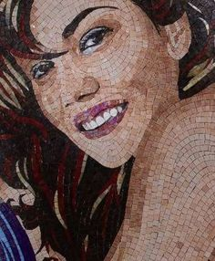 - Sicis is an international art company that specializes in mosaics—mosaics of practically every medium imaginable, including marble, stone, g. Mosaic Art, Mosaic Glass, Stained Glass, Sicis Mosaic, Mosaic Portrait, Landscape Quilts, Klimt, American Art, Female Art